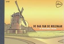 Nederland Prestige Prestigeboekje PR 47 Dag van de Molenaar Molens 2013 Postfris