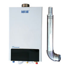AQUAH® PARAMOUNT DIRECT VENT LIQUID PROPANE GAS TANKLESS WATER HEATER 4.3 GPM