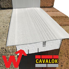 Cavalok Multi Width Cavity Closer 2.4m long [50mm-100mm Cavity] 20 Pack