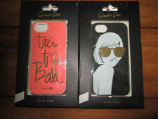Lot of 2 Rifle Paper Co. Garance Dore Sunglasses iPhone SE/5/5S Inlay Case