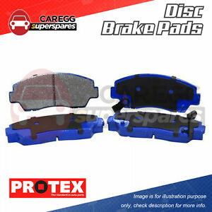 4 pcs Front Protex Disc Brake Pads for HOLDEN Torana LX LH all models 74-76