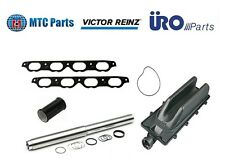Complete Collapsible Coolant Transfer Pipe Repair Kit W/ MTC Pipe BMW V8