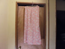 N.W.T.-CHRISTOPHER  BANKS PINK FLORAL SKIRT---6---