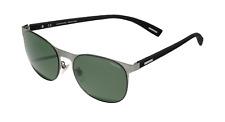 New CHOPARD Mille Miglia Sunglasses SCHB82 581P Silver/Black w/Grey Polar 54mm