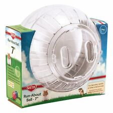 """- USED - Interpet Limited Superpet Run-about Ball 7"""" diameter"""
