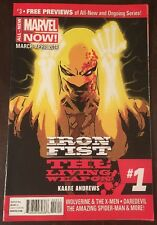 ALL-NEW MARVEL NOW! PREVIEWS 3 March-April 2014 Iron Fist Wolverine X-Men Spider