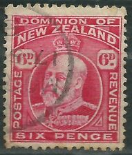 Nueva Zelanda Scott# 137 Y 138 Usado