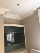 Plaster Coving. Grand Victorian C25. 3 Metre Length. Delivery Available.