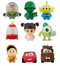 Bandai Disney Pixar Friends 2 Collechara Gashapon Figure Toy Story Up set 9 pcs
