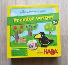 HABA - Premier Verger - Mes premiers jeux à partir de 2 ans - complet