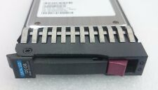 "HP MDL 120 GB SATA SSD Solid State Drive 572253-001 572073-B21 in HP 2.5"" Caddy"