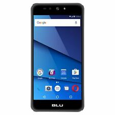 BLU Grand XL LTE G0030WW Unlocked GSM 4G LTE Dual-SIM Android Phone - Black