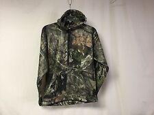 NWOT Men's Mossy Oak Pullover Sweatshirt Hoodie Size Large Break Up Camo #859J