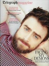 The Telegraph magazine, Daniel Radcliffe (Harry Potter) Interview (2 July 2016)