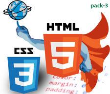 SUPER 33  HTML5 +CSS WEBSITE TEMPLATES, COOL HTML5 +CSS  DESIGN  pack3
