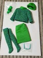 Mattel GAD-ABOUT Reproduction Barbie Doll Outfit Fashion New & Complete