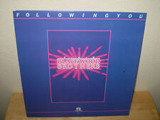 "THE BLACKWOOD BROTHERS...""FOLLOWING YOU""....""AUTOGRAPHED"".......OOP GOSPEL ALBUM"