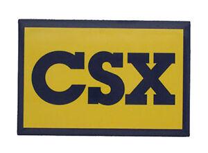 CSX Railroad Magnet #58-1090
