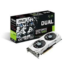 ASUS GeForce GTX 1060 Dual 3gb Graphics Card