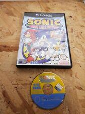 Sonic Mega Collection (Nintendo GameCube, 2003) European PAL Version - No Manual
