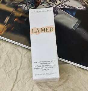 La Mer Shell 11 30ml Skincolor The Soft Fluid Long Wear Foundation SPF 20 1Oz