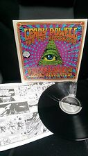 LEROY POWELL & The MESSENGERS - The OverLords Of The Cosmic Revelation LP Vinyl