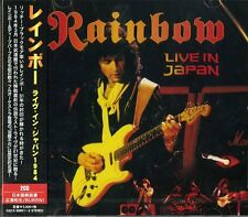 RAINBOW-RAINBOW: LIVE IN JAPAN 1984-JAPAN 2 CD G88