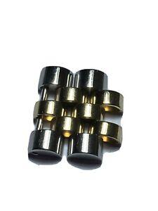 ROLEX Gold and Steel 15.4mm Jubilee Bracelet Double Link