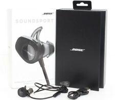 Bose SoundSport Wireless Neckband Bluetooth Headphones Black 761529-0010 SR