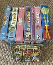 Kids Pc-Cd Rom software Games Lot (15+ games)
