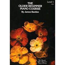 BASTIEN OLDER BEGINNER PIANO COURSE BOOK 1 - WP32 - BRAND NEW