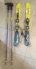 SCI SNOWBLADES SKIBOARD MINI SCI snow skis Fischer Spyder