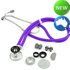 elitecare® Stethoscope -Sprague Rappaport Style PURPLE nursing | nurses | doctor