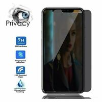Anti Spy Privacy Tempered Glass Screen Protector For iPhone 12/12 Pro/12 Pro Max