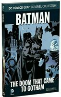 DC COMICS GRAPHIC NOVEL VOL 25 BATMAN THE DOOM THAT CAME TO GOTHAM NEW + SEALED
