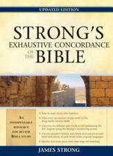 Strong's Exhaustive Concordance of the Bible by James Strong: New