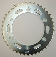 NICHE Drive Sprocket Chain Combo for Honda XR500R Front 14 Rear 48 Tooth 520V O-Ring 108 Links