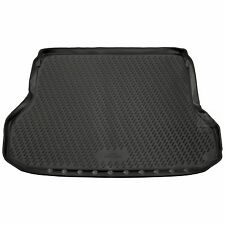 Nissan X-Trail 15-19 Rubber Boot Liner Fitted Black Floor Mat Protector Tray Dog