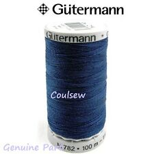 Gutermann 2t100e/ Blues | 100 Polyester Extra Strong Sewing Thread 100m 214