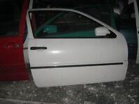 Beifahrertür Tür 3-Türer Polo 6N vorn rechts