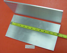 "2 pieces 1/4"" X 6"" ALUMINUM 6061 FLAT BAR 12"" long T6511 .25"" Cut New Mill Stock"