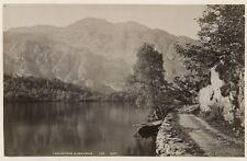 Albumen Print Loch Katrine & Ben Venue 1870s George Washington Wilson Photograph