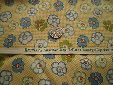 American Jane, Recess Moda,  Vintage fabric 'Maggies Dress' - Fat Quarter