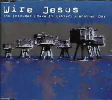 WIRE JESUS Intruder CD UNRELEASE Pure Reason Revolution