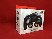Nintendo Game Cube Controller Smash Bros. Black Japan import