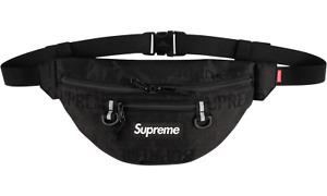 Supreme Black SS19 Shoulder/Fanny Bag/Pack. FAST Free Shipping!