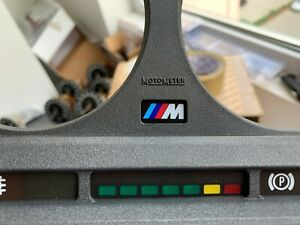 BMW E30 Instrument Cluster M Logo/CHECK Replacement