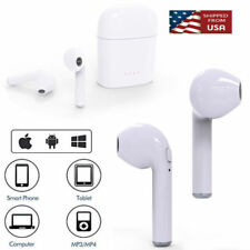 Wireless Bluetooth Earbuds In Ear Headphone For iPhone 6 78 X Android LG Samsung