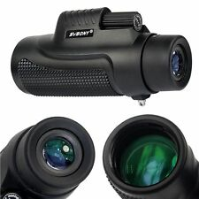 SVBONY 8x32 Waterproof Monocular Multi-coated Telescope for Travelling Sports