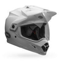 Bell MX-9 Adventure Mips White Dual Sport Helmet 2018